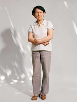 Portrait of Ma Shangzhu
