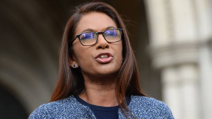 File photo dated 03/11/16 of Gina Miller, who has been subjected to online rape and death threats since her High Court victory in the campaign against triggering Brexit without Parliamentary approval. PRESS ASSOCIATION Photo. Issue date: Friday November 4, 2016. See PA story POLITICS Brexit Miller. Photo credit should read: Dominic Lipinski/PA Wire