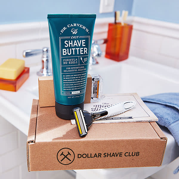 Dollar Shave Club wins market share and customers with back-to