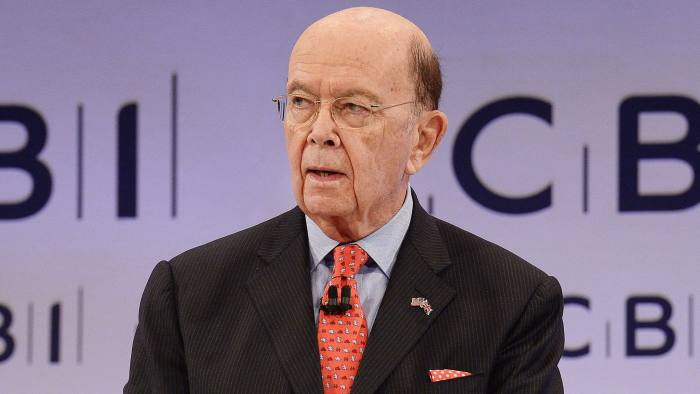 Wilbur Ross Outlines Us Terms For Post Brexit Trade Deal