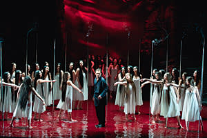"""""""Parsifal"""" an opera by Richard Wagner"""