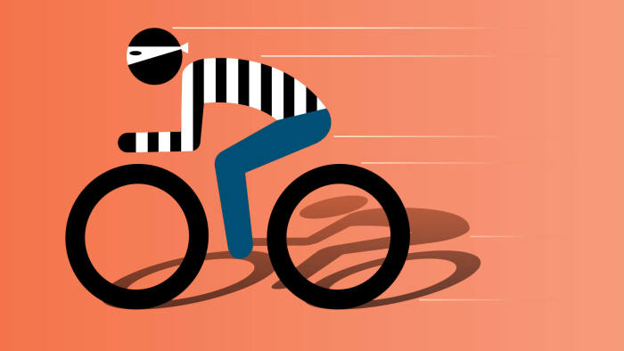 Best Of Money 2017 The Curious Case Of The Middle Class Bike Thieves