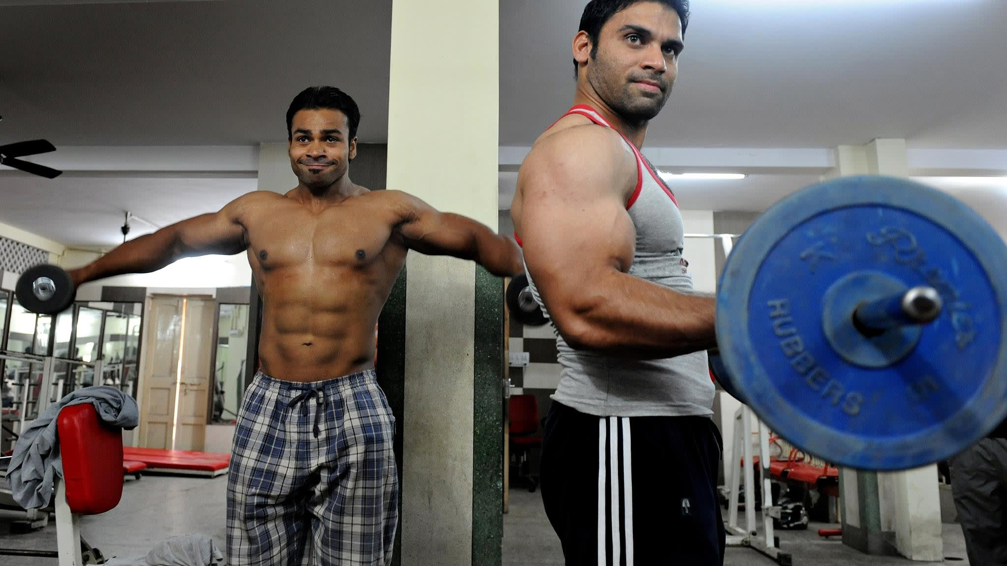 India's gym generation | Financial Times