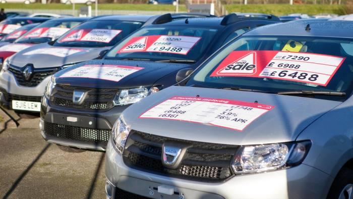 Car Leasing Groups Switch Focus To Used Vehicles Financial Times