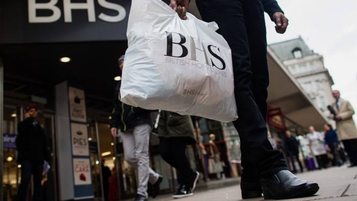 Philip Green capped BHS pension payments at £10m a year | Financial