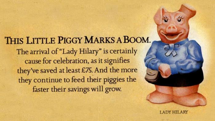 Natwest Pigs