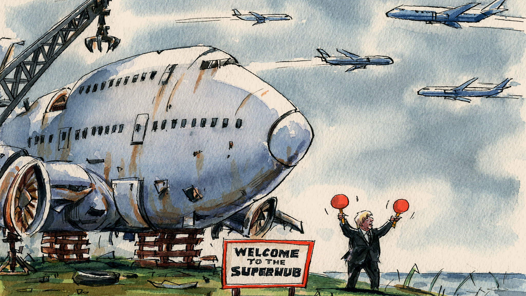 The fast-approaching end of the jumbo jet era | Financial Times