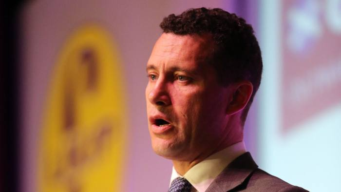 File photo dated 27/02/15 of Steven Woolfe, as Ukip will announce its final list of leadership candidates hoping to replace Nigel Farage, after Mr Woolfe missed the deadline to submit his nomination application and admitted failing to declare a criminal conviction. PRESS ASSOCIATION Photo. Issue date: Wednesday August 3, 2016. See PA story POLITICS Ukip. Photo credit should read: Chris Radburn/PA Wire