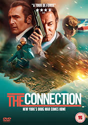 The Connection DVD cover