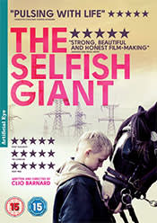 'The Selfish Giant' DVD cover