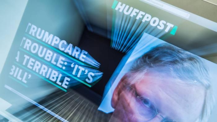 HuffPost Huffington Post rebrand