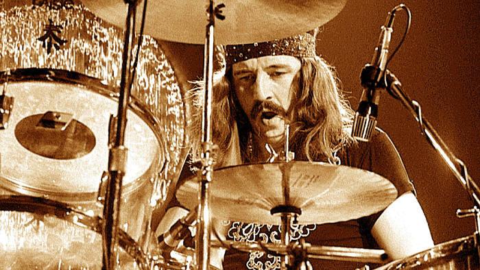 John Bonham in 1972