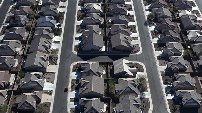 US housing boom