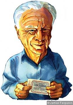 An illustration of Adam Fergusson