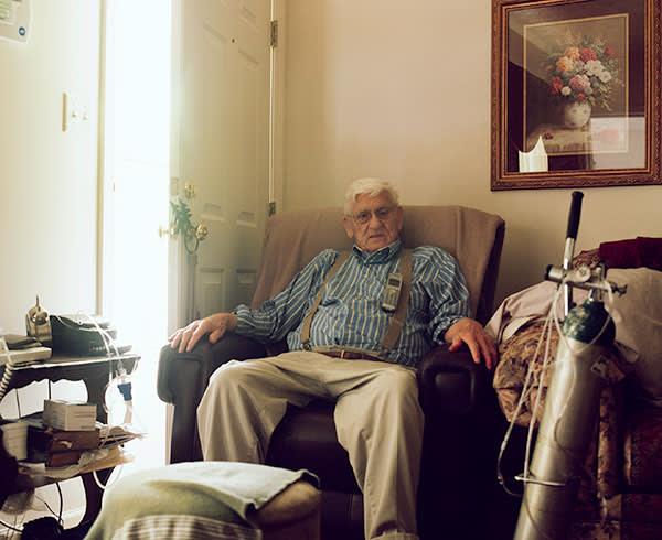 Joshua, Daniel's grandfather