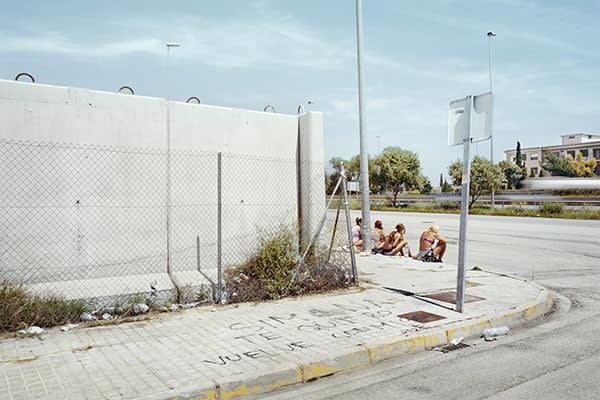 Txema Salvans's The Waiting Game, Valencia, Spain, 2005-13