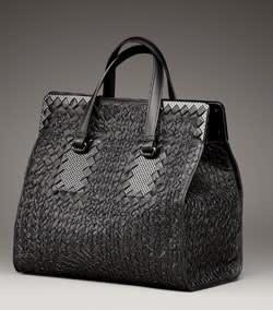 A Bottega Veneta bag