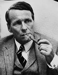 David Ogilvy, who called Sorrell an 'odious little shit'