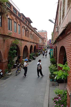 Kincheng street scene