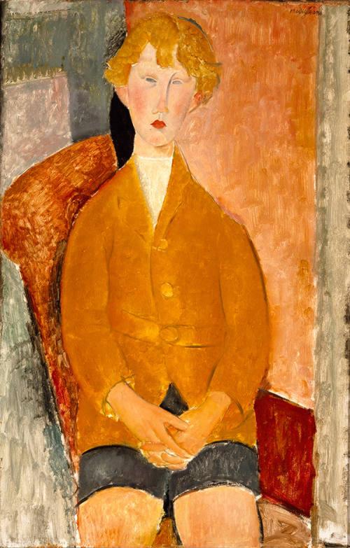 Amedeo Modigliani at Lille Métropole Musée d\'art moderne ...