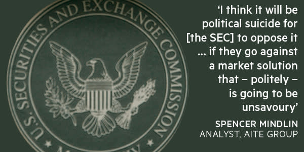 US exchanges: the 'speed bump' battle | Financial Times