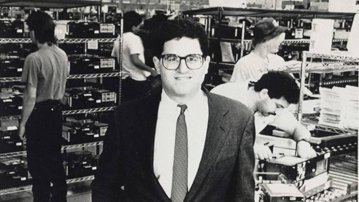 Michael Dell looks back to the future | Financial Times