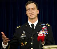 Brigadier General Mark Martins