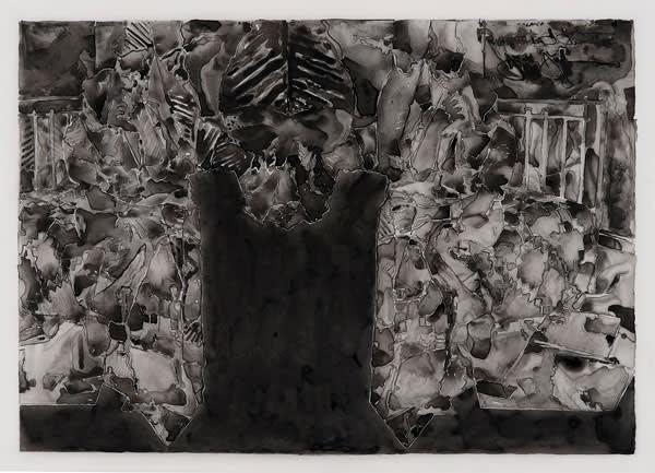 'Untitled 2013' by Jasper Johns