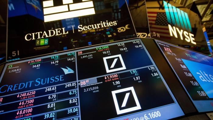 Citadel Securities Recruits Second Former Equities Regulator Financial Times