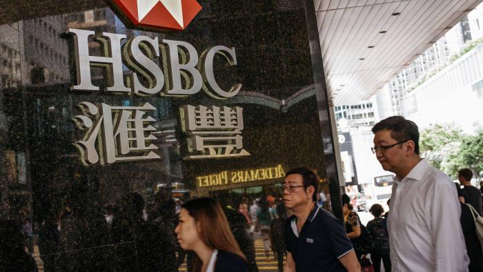 Mark Tucker wastes no time choosing next HSBC chief