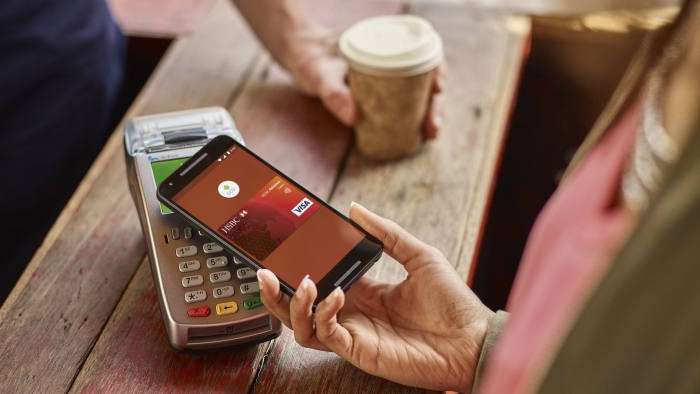 British shoppers can now use Android Pay | Financial Times