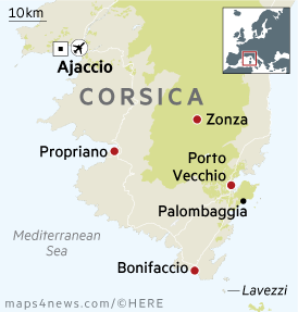 Corsica: the island with it all | Financial Times