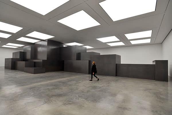Antony Gormley's 'Model' (2012)