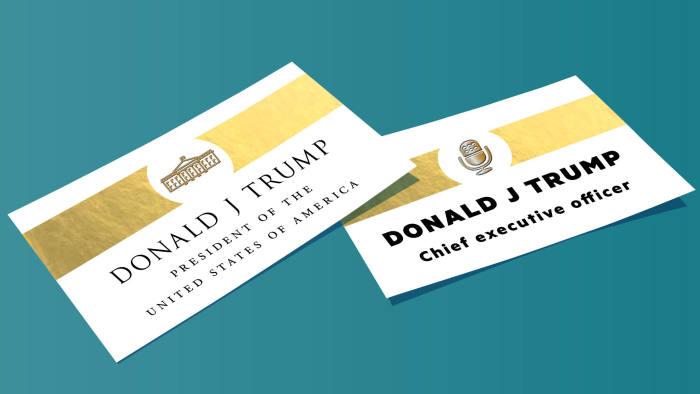 Will a Trump presidency help or hurt Trump Inc?   Financial