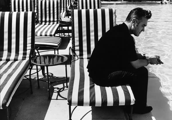 Morrissey in Los Angeles in 2004