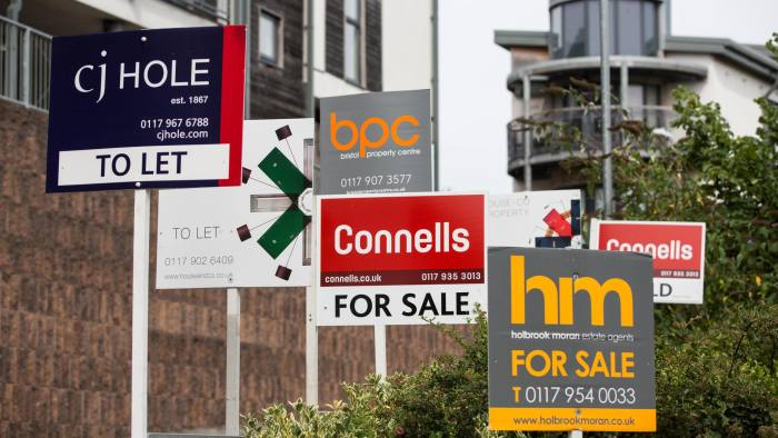 JPKCHM For Sale and To Let signs outside properties in Bristol.