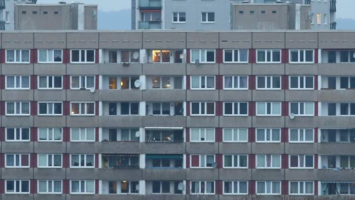 e96afcaeaf1763 Germany caps rents to tackle rise in housing costs