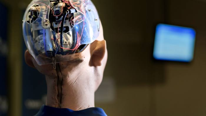 The robot revolution blurs the line between man and machine