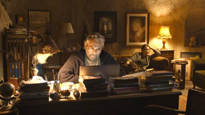 Haluk Bilginer in 'Winter Sleep'