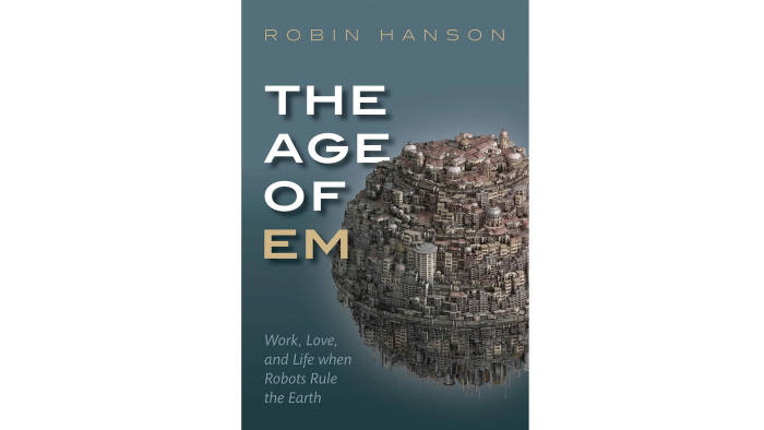 Book cover of 'The Age of Em'