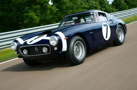 Original Parts Prove Lucrative For Ferrari Financial Times