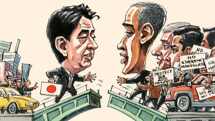 US should support a trade deal with Japan | Financial Times