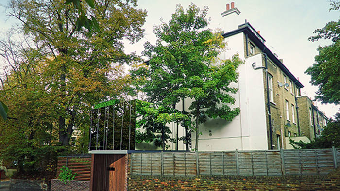 JaK Studio's 'Invisible House' in Brockley, London