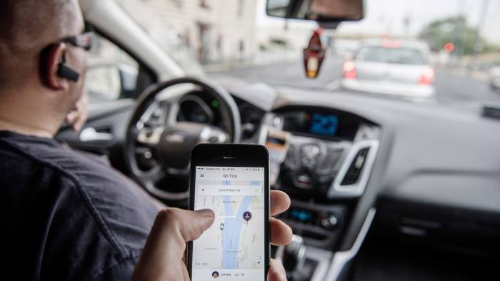 Uber looks for tips to repair relations with drivers   Financial Times