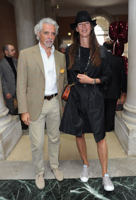 Giberto and Bianca Arrivabene Valenti Gonzaga