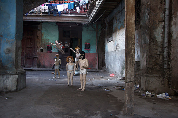 From Cristina Planas's 'Lima' show