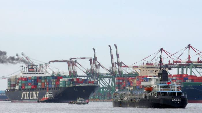NYK, MOL and K Line to combine container shipping units | Financial