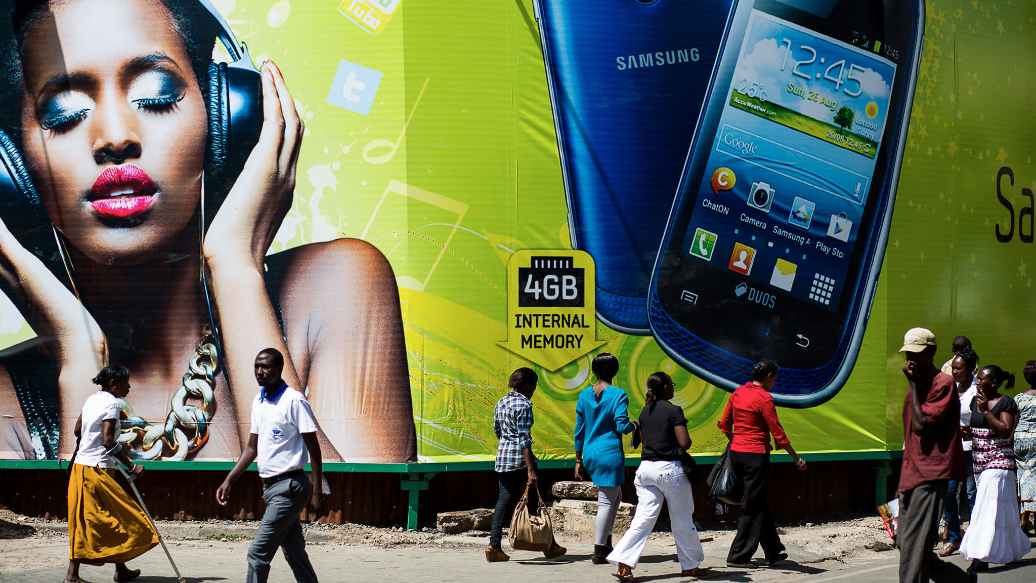 'One size fits all' marketing by global companies fails in Africa | Financial Times