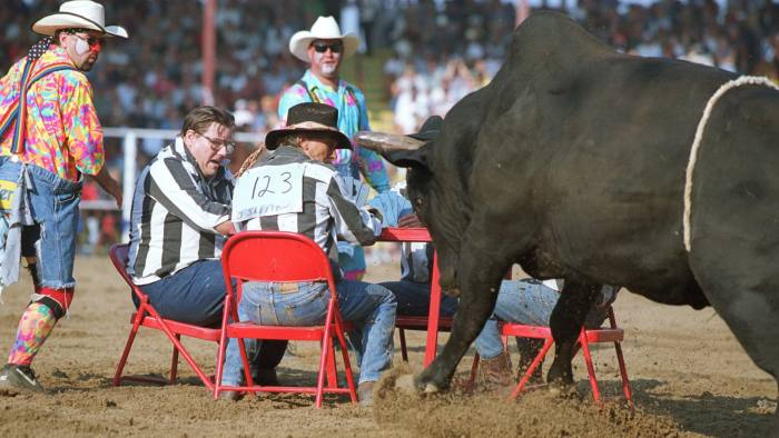 Bittersweet tastes of freedom at the Louisiana prison rodeo