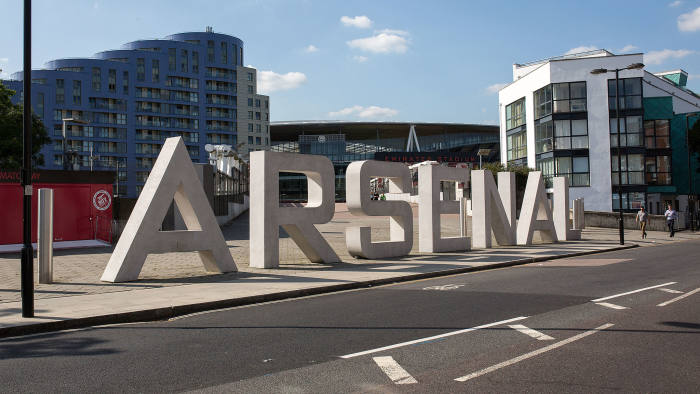 Arsenal Stadium. Drayton Park
